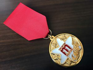 «Тәлімгер» медалі
